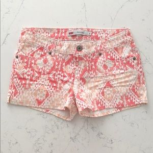 Levi's Shorts Only Worn Once!